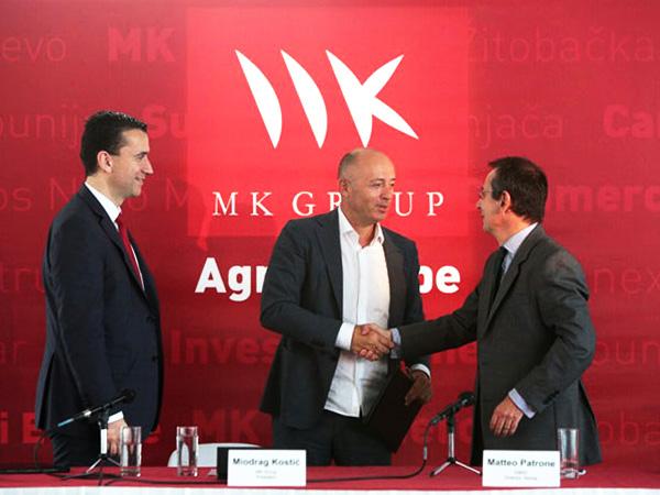 EBRD povećava kapital kompanije MK Group