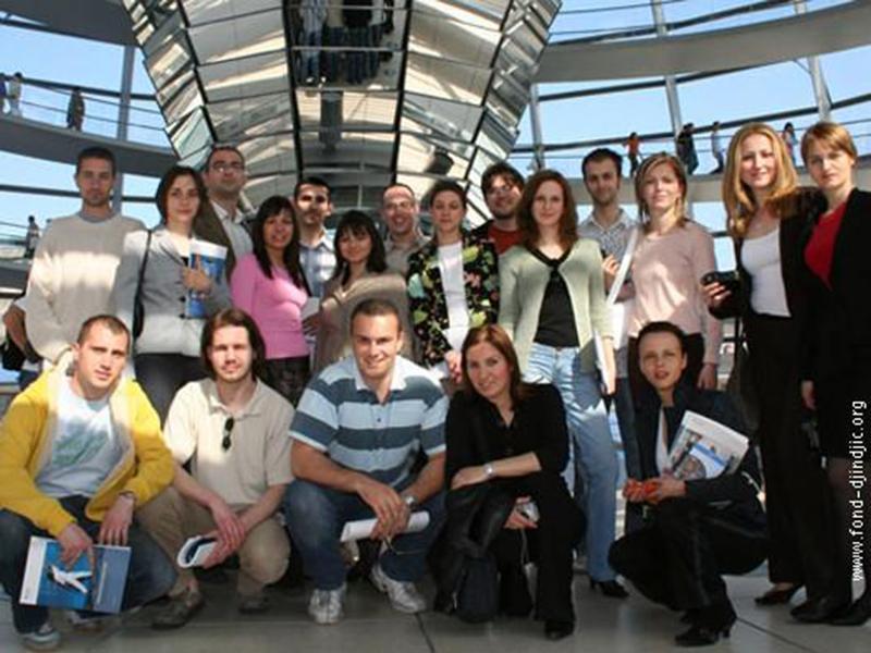 MK Group pomaže Fondaciju dr Zoran Đinđić