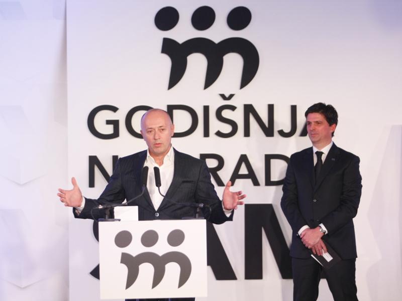 Miodrag Kostić najbolji menadžer u 2013. godini