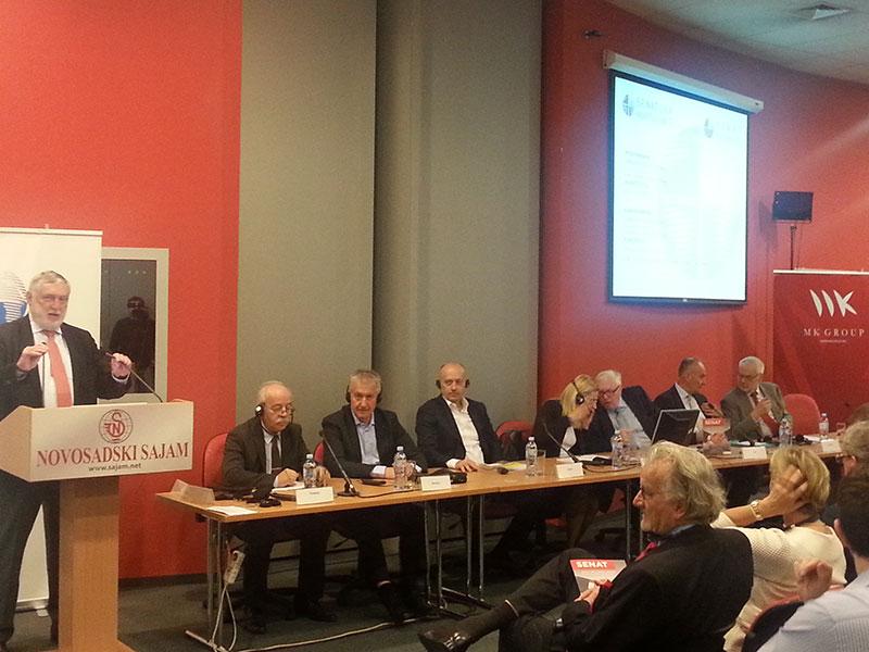 "Miodrag Kostić na konferenciji ""Pregovori sa EU – šansa za razvoj poljoprivrede u Srbiji"""