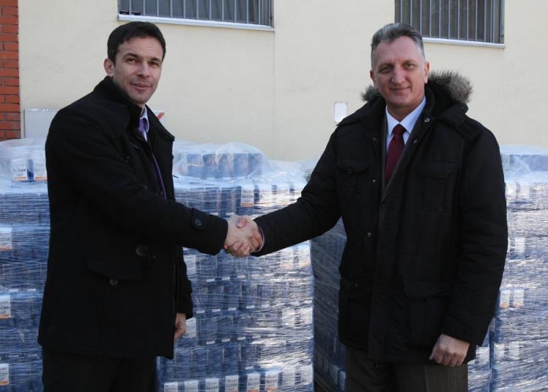 Sunoko provided sugar for all preschools in Belgrade