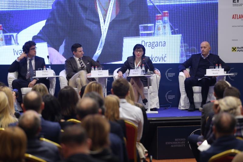 Miodrag Kostić na Kopaonik Business Forumu