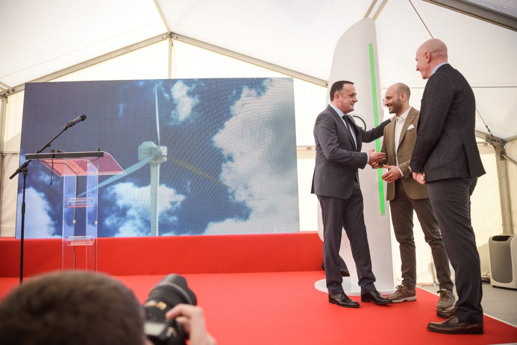 Svečano otvoren prvi vetropark u Srbiji