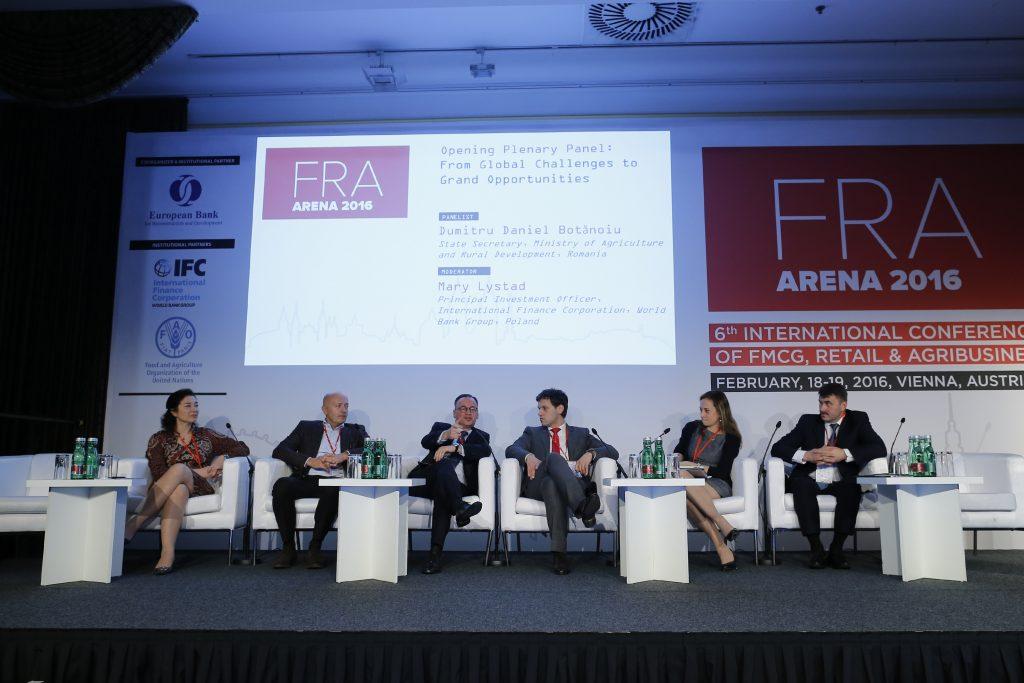 Miodrag Kostić na konferenciji agroindustrije u Beču