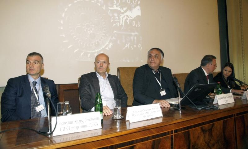 Miodrag Kostić učesnik naučnog skupa SANU