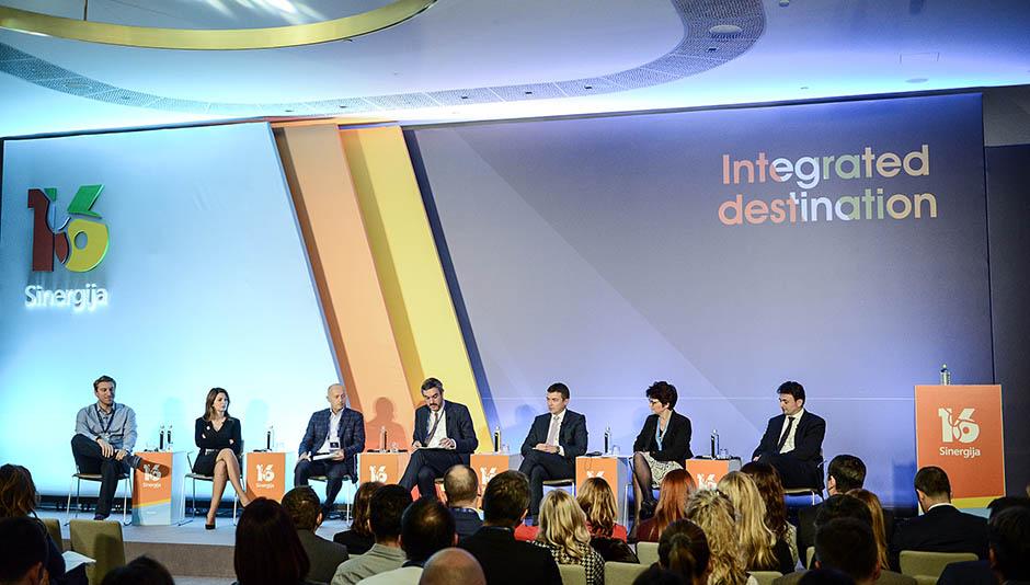 """Predsednik MK Group Miodrag Kostić učestvovao na panelu """"Digitalna transformacija poslovanja"""" na konferenciji """"Sinergija 2016"""""""