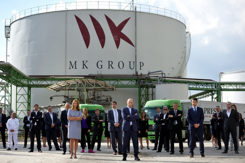 New corporate video MK Group