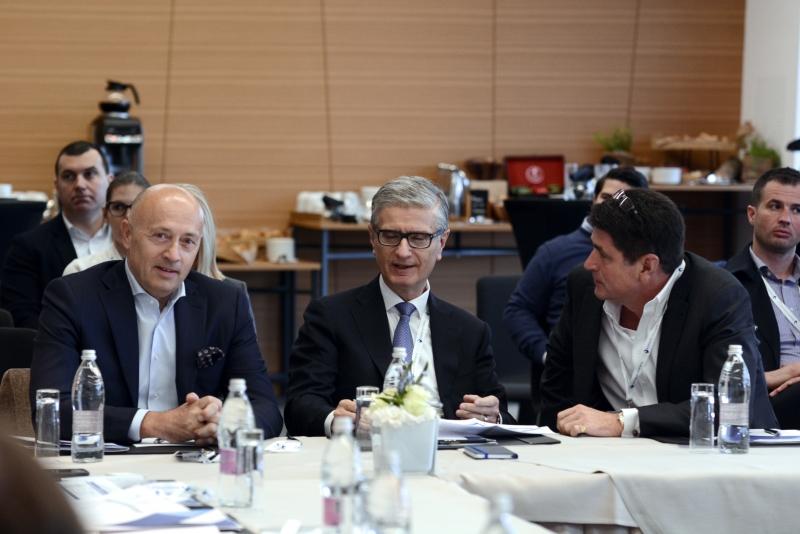 Miodrag Kostić, predsednik MK Group, na Drugom Jadranskom dijalogu