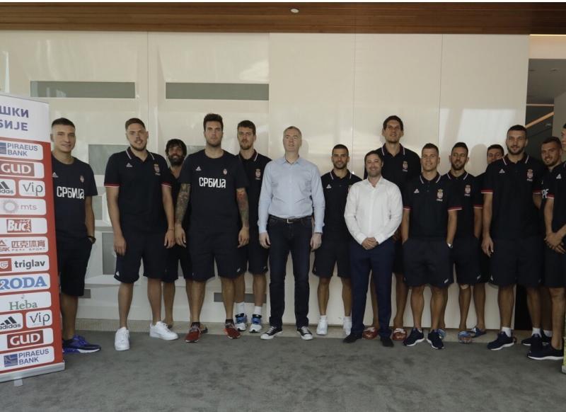 Muška seniorska reprezentacija od nedelje na pripremama u hotelu Grand na Kopaoniku