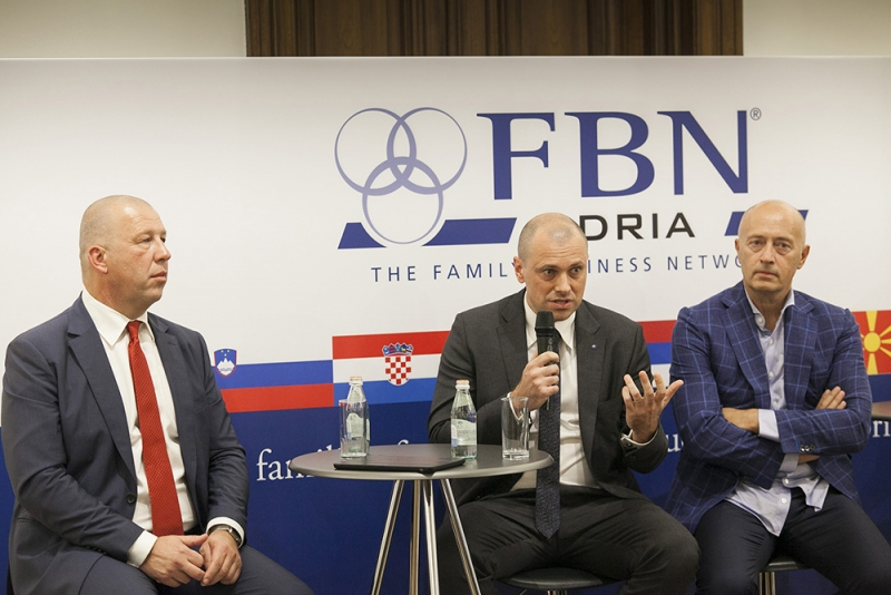 Miodrag Kostić učestvovao na konferenciji Family Business Network