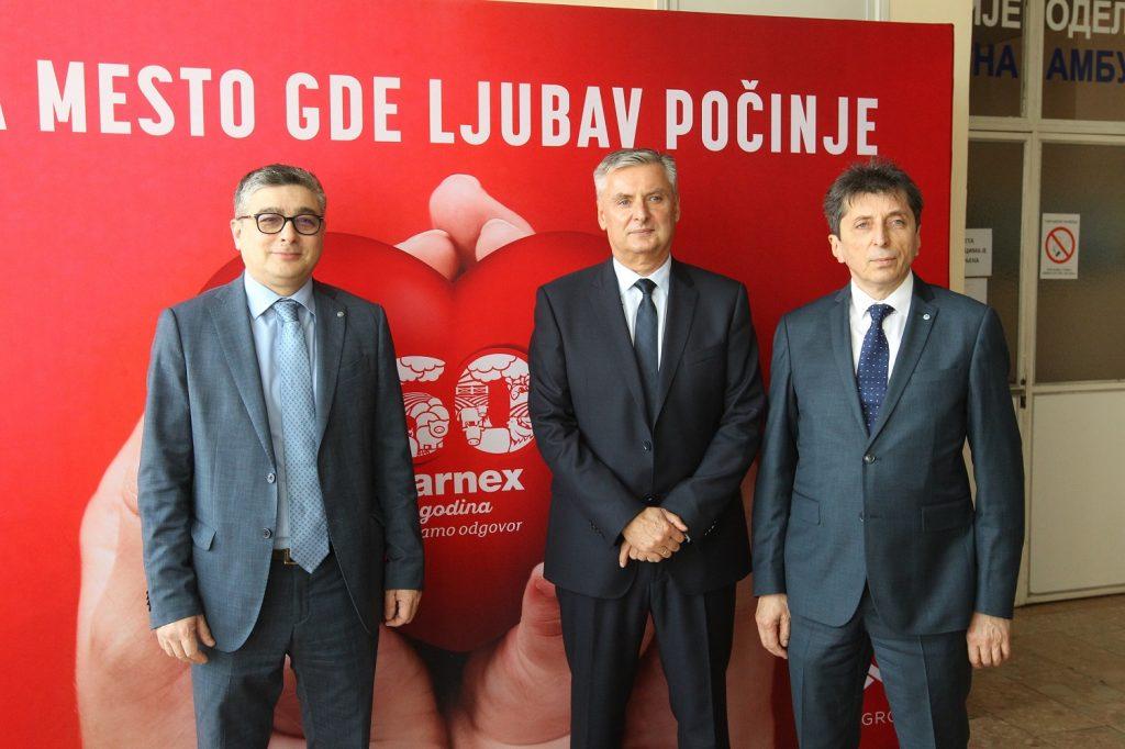 Donacija vredna 70.000 evra Opštoj bolnici u Vrbasu