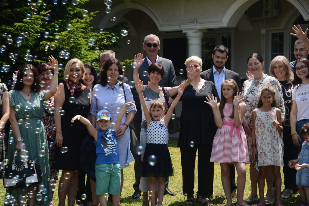 Više od pola decenije Roditeljske kuće pri zadužbini porodice Kostić