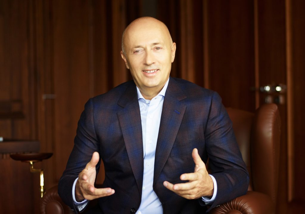 Миодраг Костич передает свой отель государству для использования в борьбе с коронавирусом