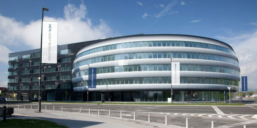 Kompanija MK Group postala vlasnik slovenačke poslovnice Heta Aset Rezolušn