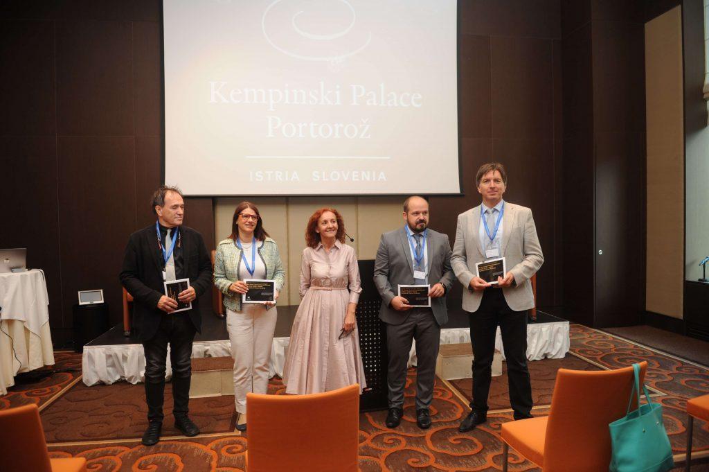 Гостями отеля Kempinski Palace Portorož стали топ-менеджеры словенского здравоохранения