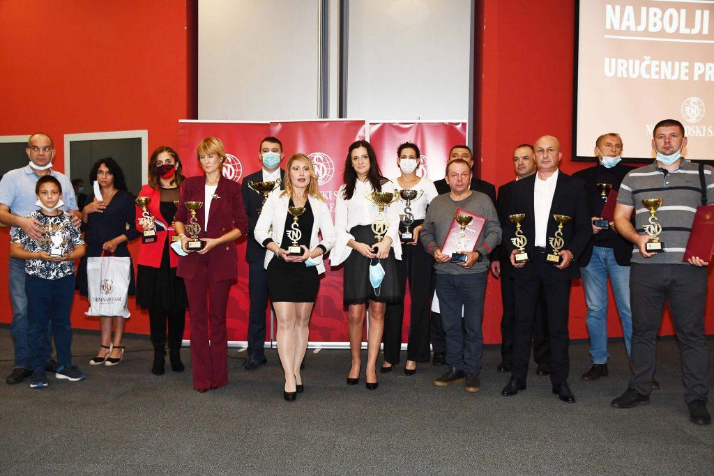 Kompanije MK Group osvojile najznačajnije nagrade  na Međunarodnom sajmu poljoprivrede