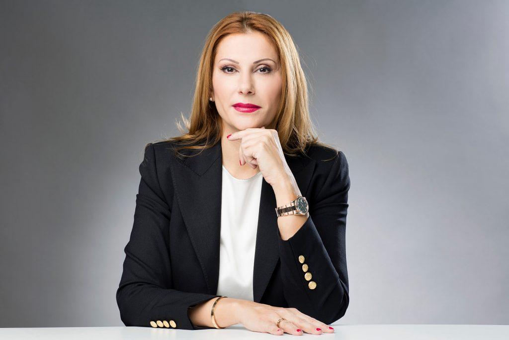 Jelena Galić, predsednica Izvršnog odbora AIK Banke, intervju za časopis Cord