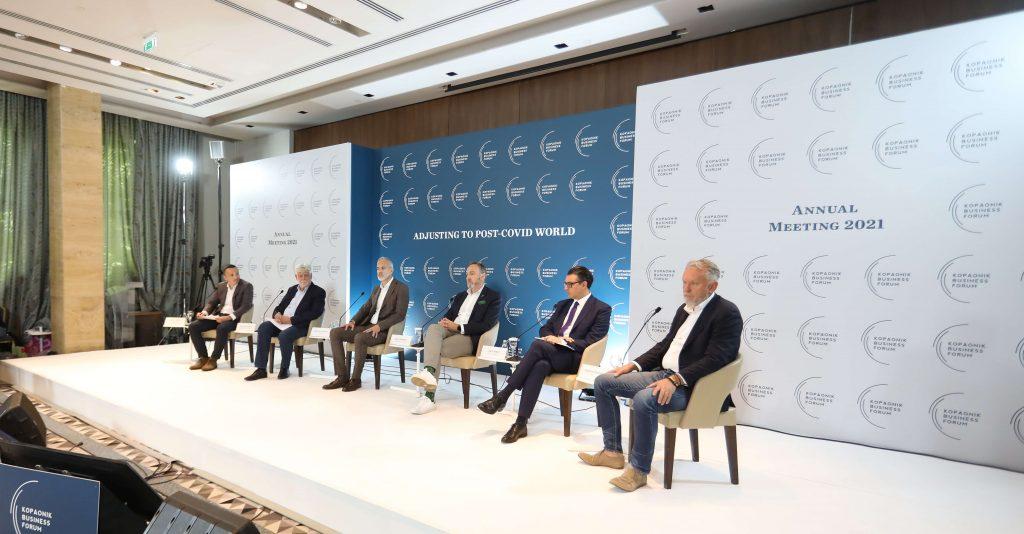 Generalni direktor MK Group najavio novi investicioni ciklus na Kopaonik biznis forumu