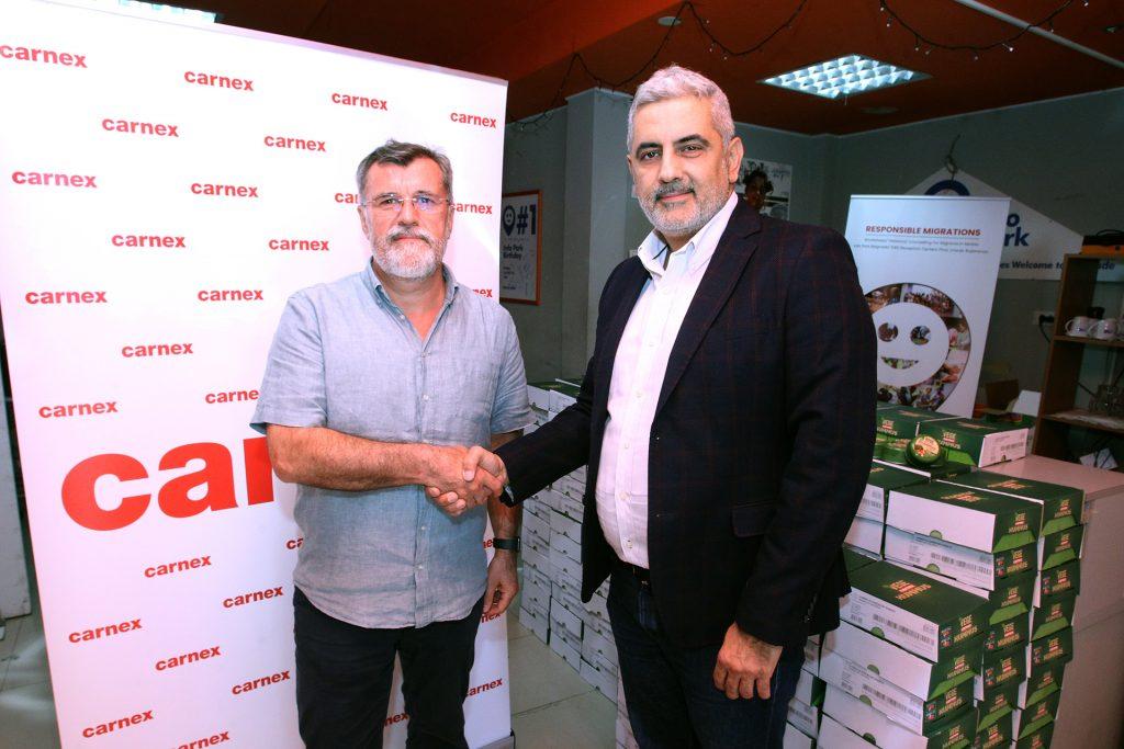 Donacijom Carnexa započela velika akcija prikupljanja hrane